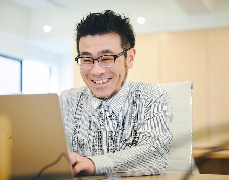 プロデューサー 元山勢也